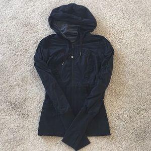 lululemon Flax Jacket *Reversible, Black size 2